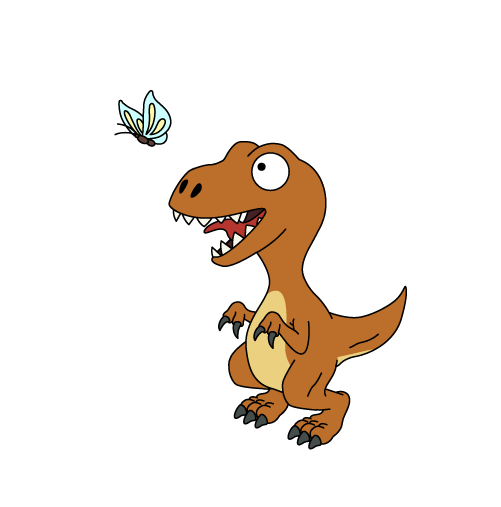 Babies clipart t rex. Baby family guy the
