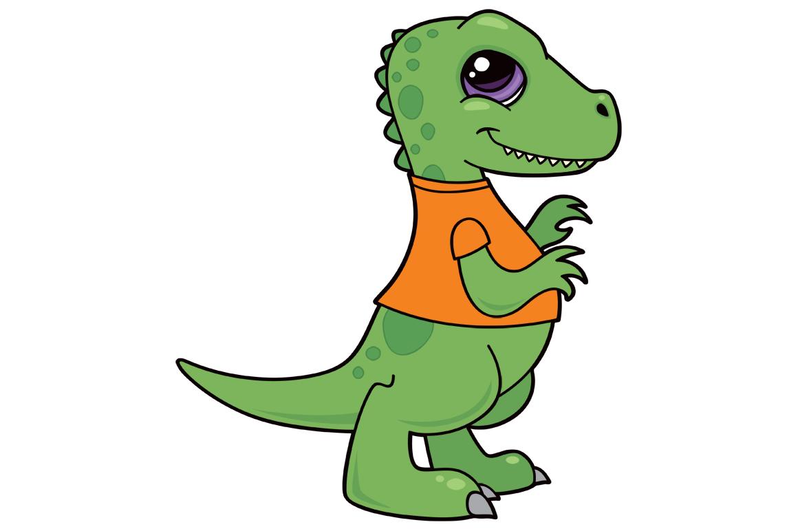 Baby tyrannosaurus dinosaur by. Babies clipart t rex