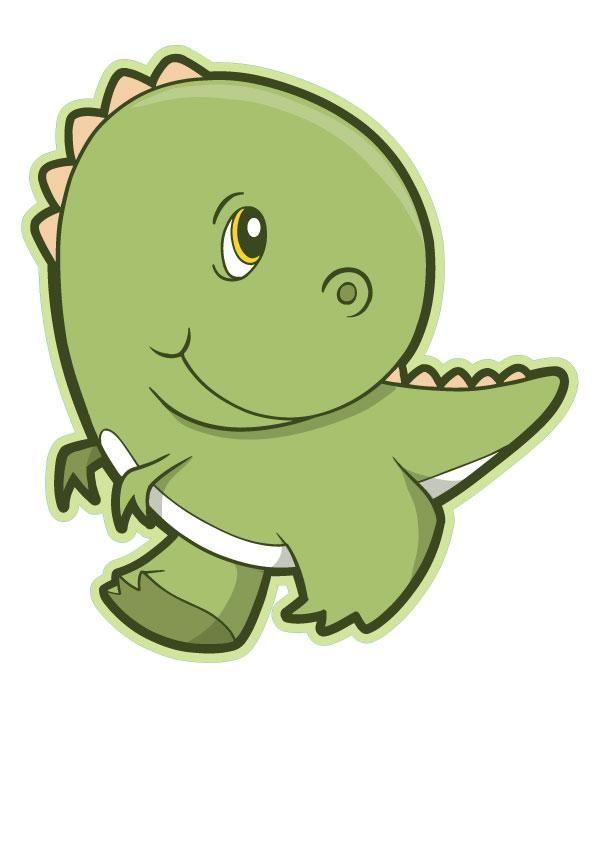 Babies clipart t rex. Cute little baby custom