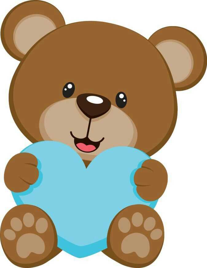 Pin by goma papel. Bear clipart boy