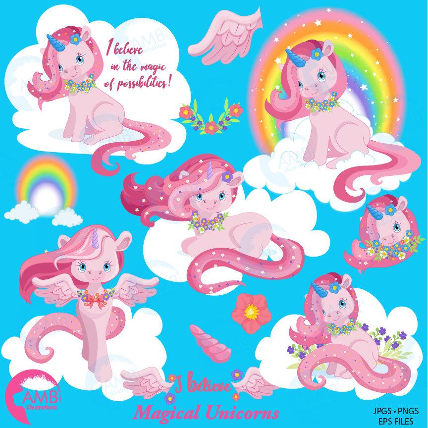 Babies clipart unicorn. Rainbow horse baby clip