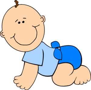 Baby clipart. Clip art at clker