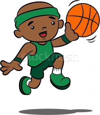 Baby clipart basketball.  best sports images
