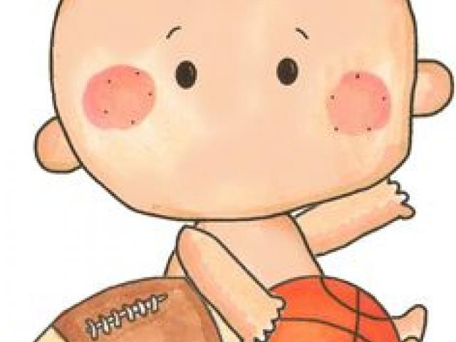 Free on dumielauxepices net. Baby clipart basketball