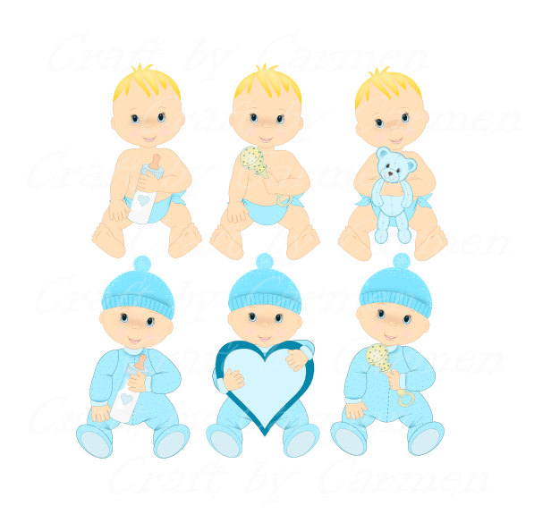 Baby clipart clear background. Boybabies clipartbaby shower clip