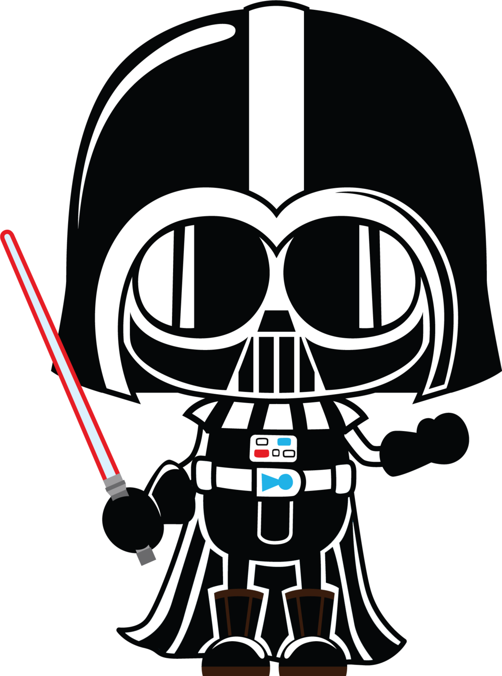 Baby clipart darth vader. By chrispix deviantart com