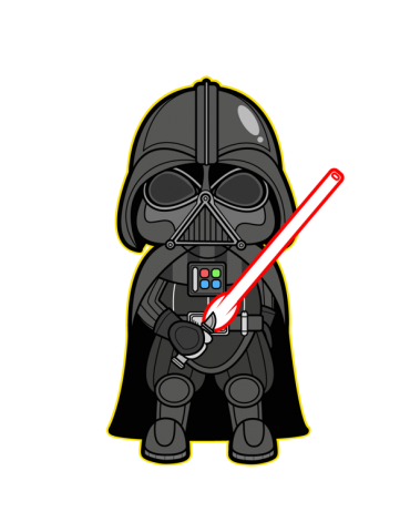 Star wars pinterest. Baby clipart darth vader