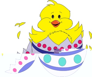 Free image clip art. Baby clipart easter