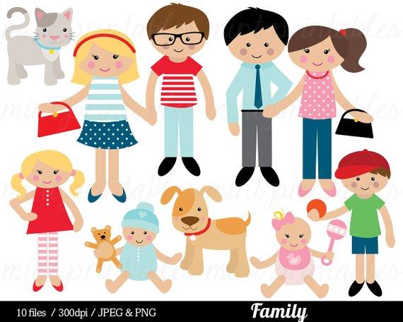 Baby clipart family. Clip art mom mum