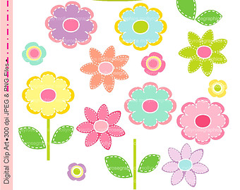 Baby clipart flower. Free flowers cliparts download