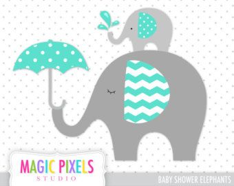 Baby clipart gender neutral. Elephant clip art commercial