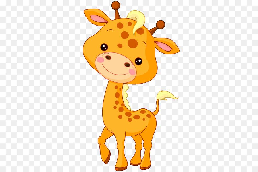 Jungle animals northern clip. Baby clipart giraffe