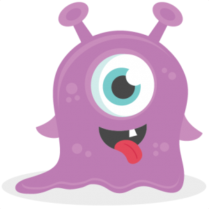Baby clipart monster. Miss kate cuttables svg