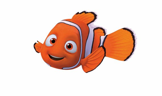 Instant download finding digital. Nemo clipart red