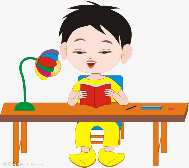 Baby clipart reading. Read the boy under