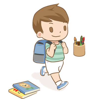 Baby clipart school. From to first day