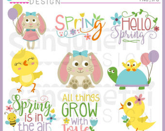 Baby clipart spring. Easter cute graphics png