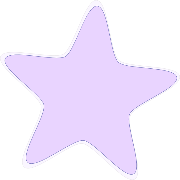 Baby clipart star. Purple clip art at