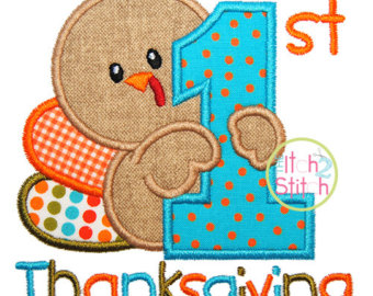 Baby clipart thanksgiving. Elephant fabric flannel kids