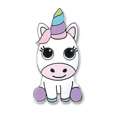 Charm sticker shop it. Baby clipart unicorn