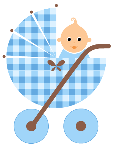 Baby clipart. Free boy printable clip