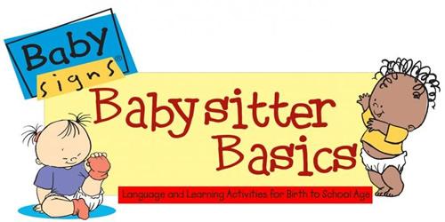 Babysitter basics jpg find. Babysitting clipart abc