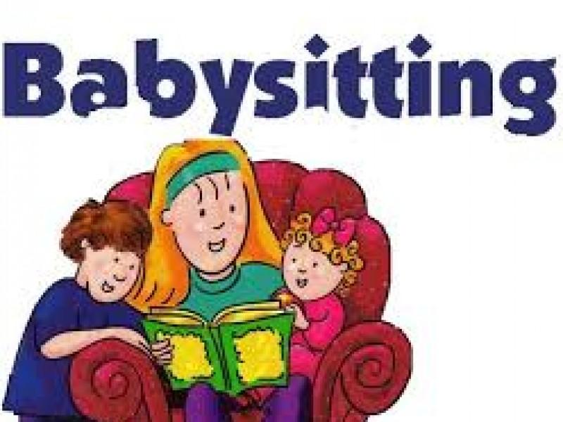 Babysitting clipart abc. Babysetting incep imagine ex