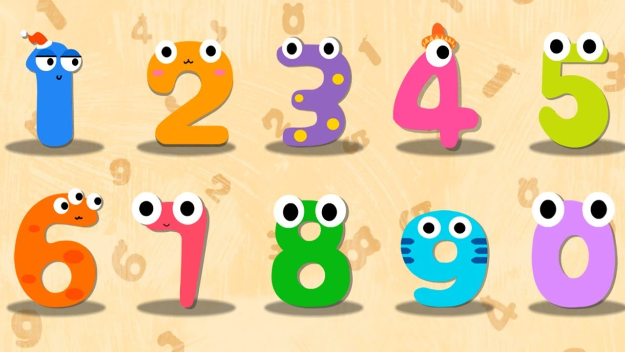 Babysitting clipart abc123. Magic numbers to kids