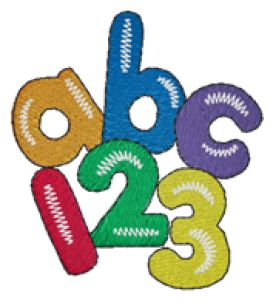 Babysitting clipart abc123. Abc image group cliparts