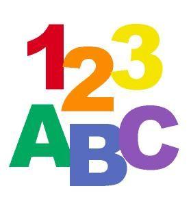 Teaching the abcs s. Babysitting clipart abc123