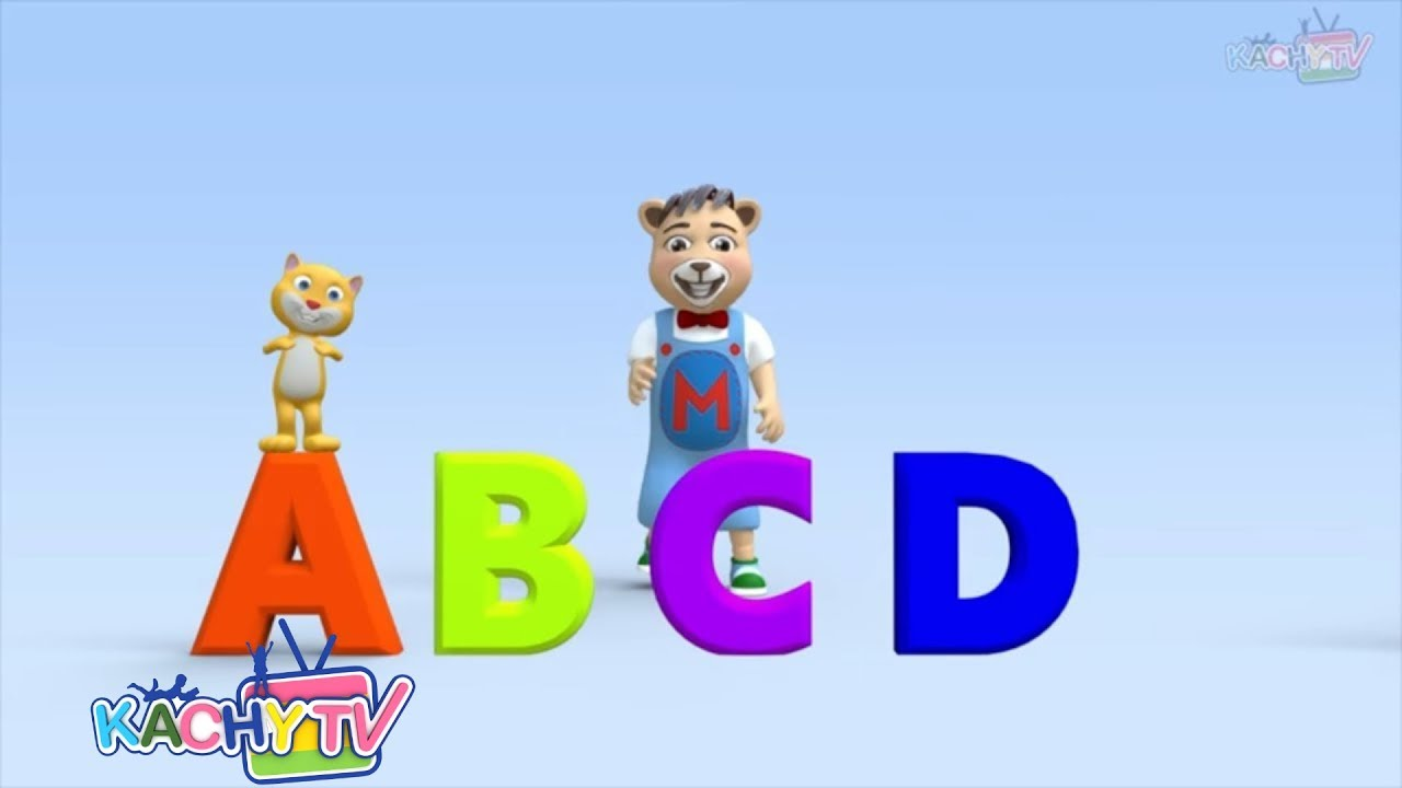 Abc song for toddlers. Babysitting clipart abc123