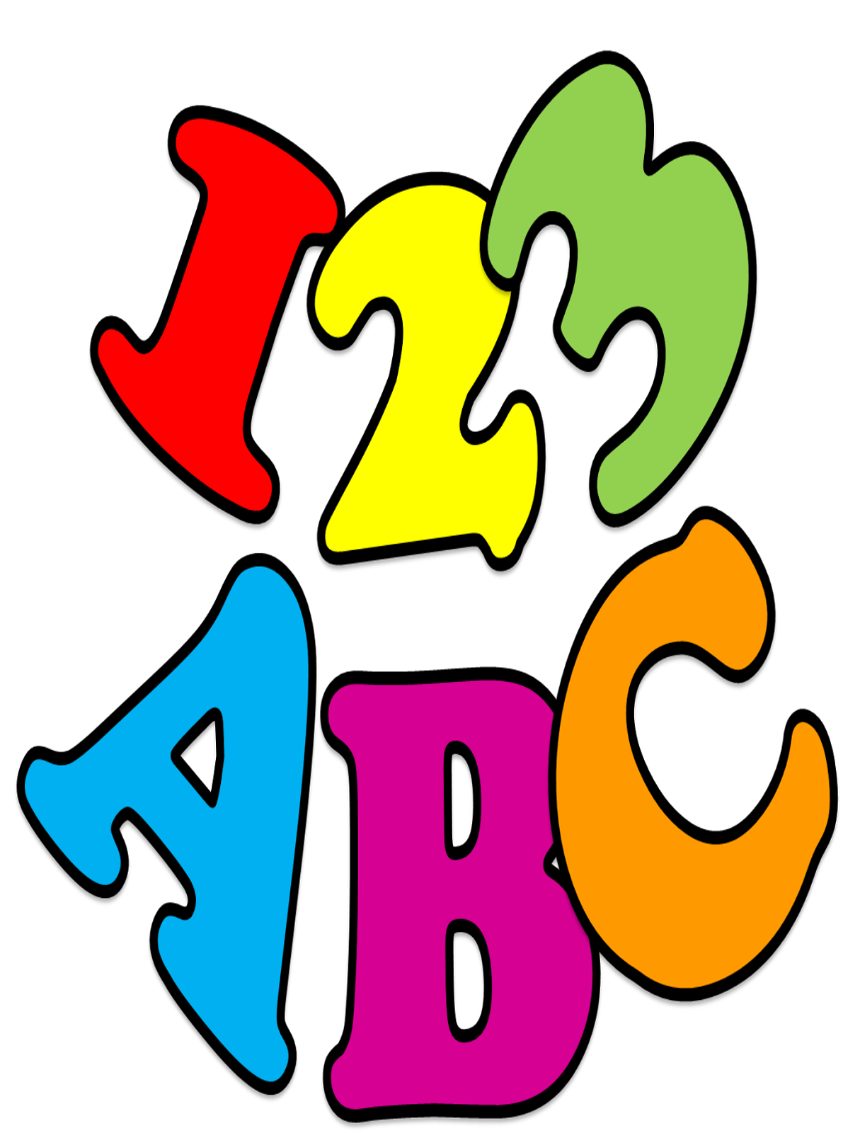 Babysitting clipart abc123. Abc cliparts making the