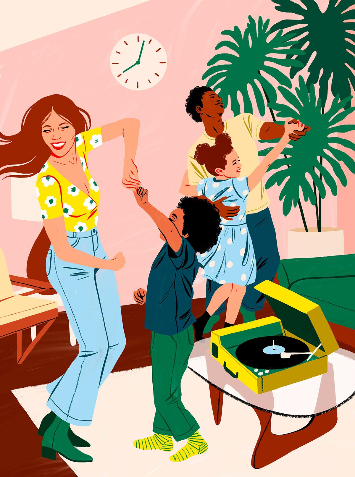 Babysitting clipart blended family. A united tips for