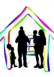 Babysitting clipart blended family.  best families images