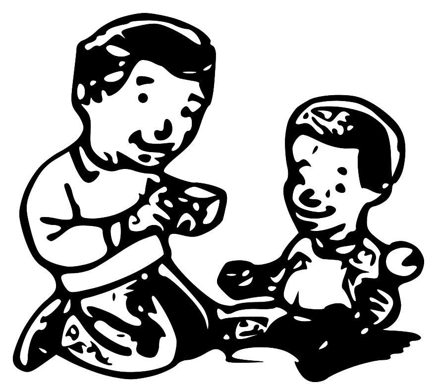 Free babysitter cliparts download. Babysitting clipart boy