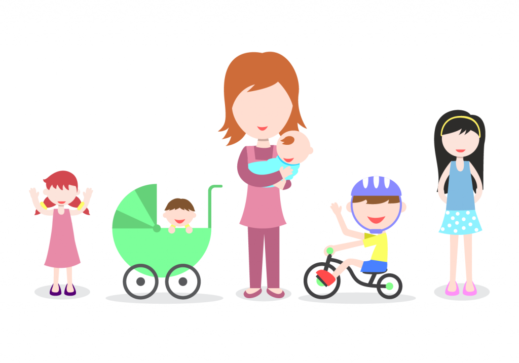 Earn extra money as. Babysitting clipart busy parent
