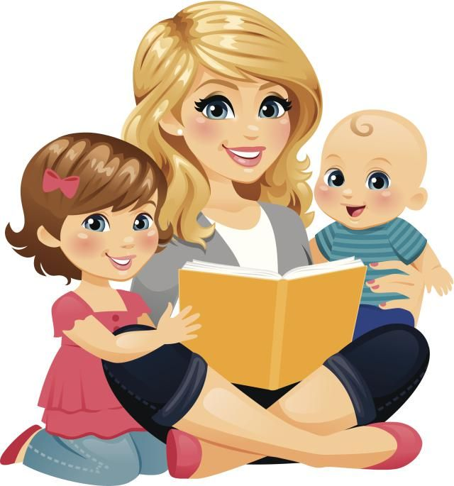 Babysitting clipart busy parent. Help for parents trying