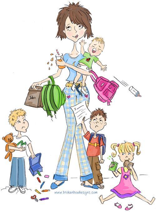 best babysitter nightmare. Babysitting clipart busy parent