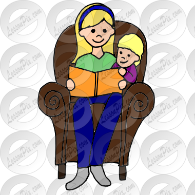 Babysitting clipart cartoon. Babysitter picture for classroom