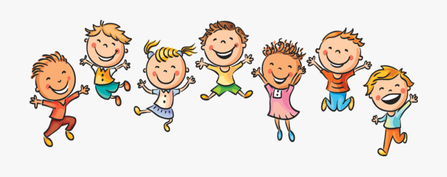 Babysitting clipart cartoon. Group child play time