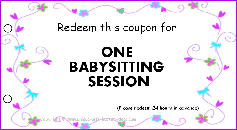 Babysitting clipart certified. Free certificate incep imagine