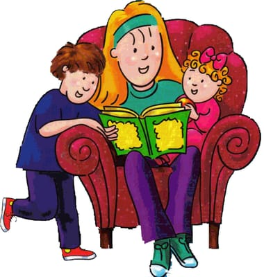 The babysitters club care. Babysitting clipart child development