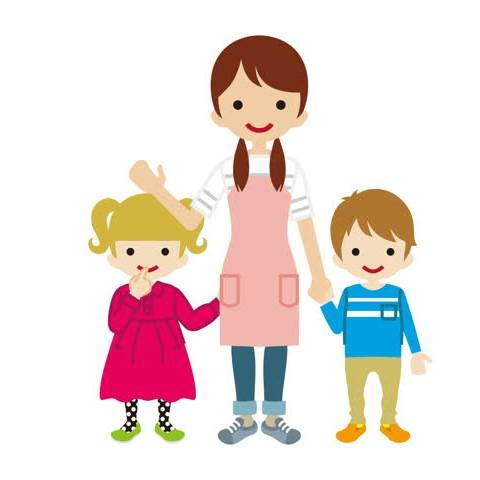 Babysitter nanny located woodlands. Babysitting clipart child patience
