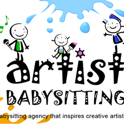 Babysitting clipart child welfare. Artist agency care day