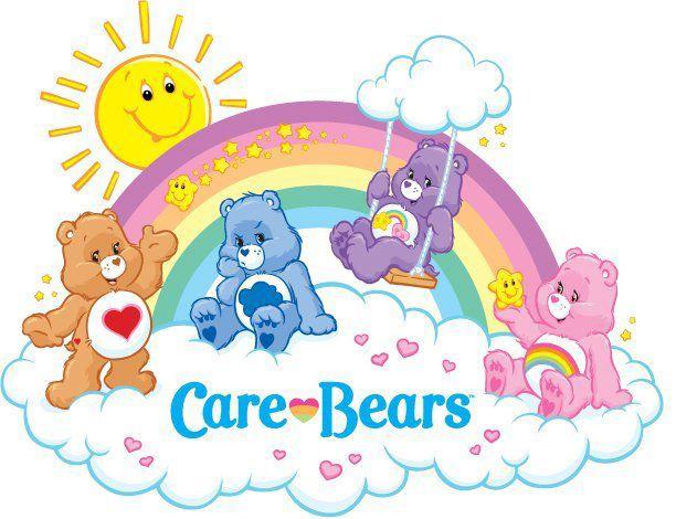 best care bears. Babysitting clipart cousins