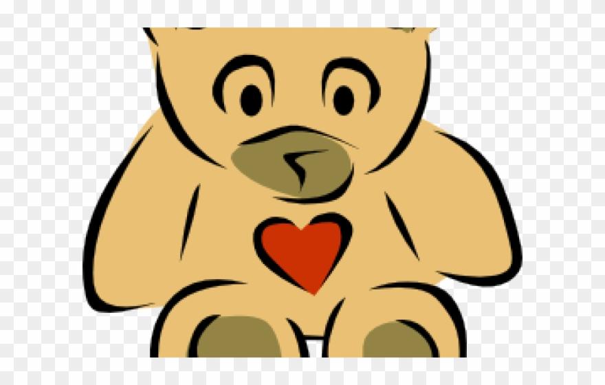 Cliparts teddy bear clip. Babysitting clipart cute