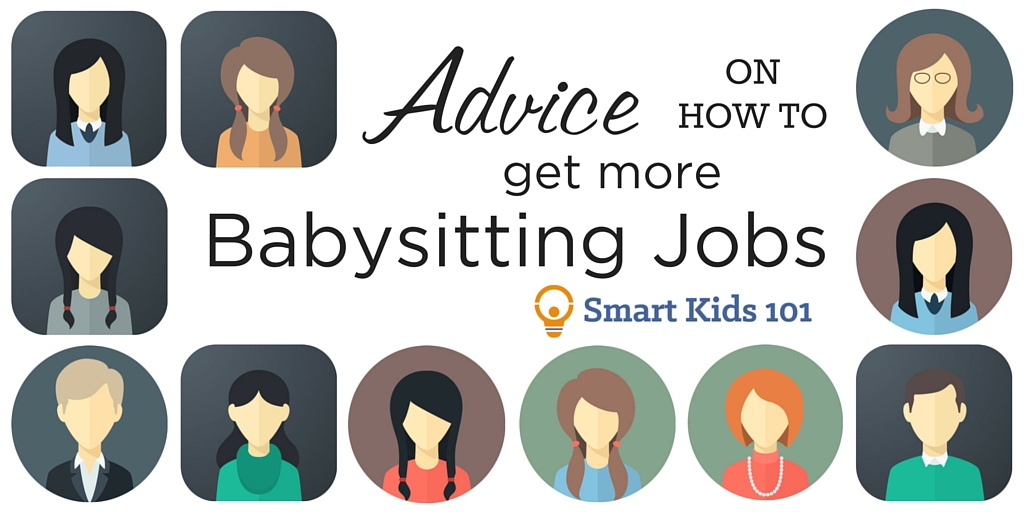 Babysitting clipart job. Advice on how to