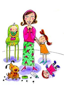 Babysitting clipart job. Babysitter com jobs incep