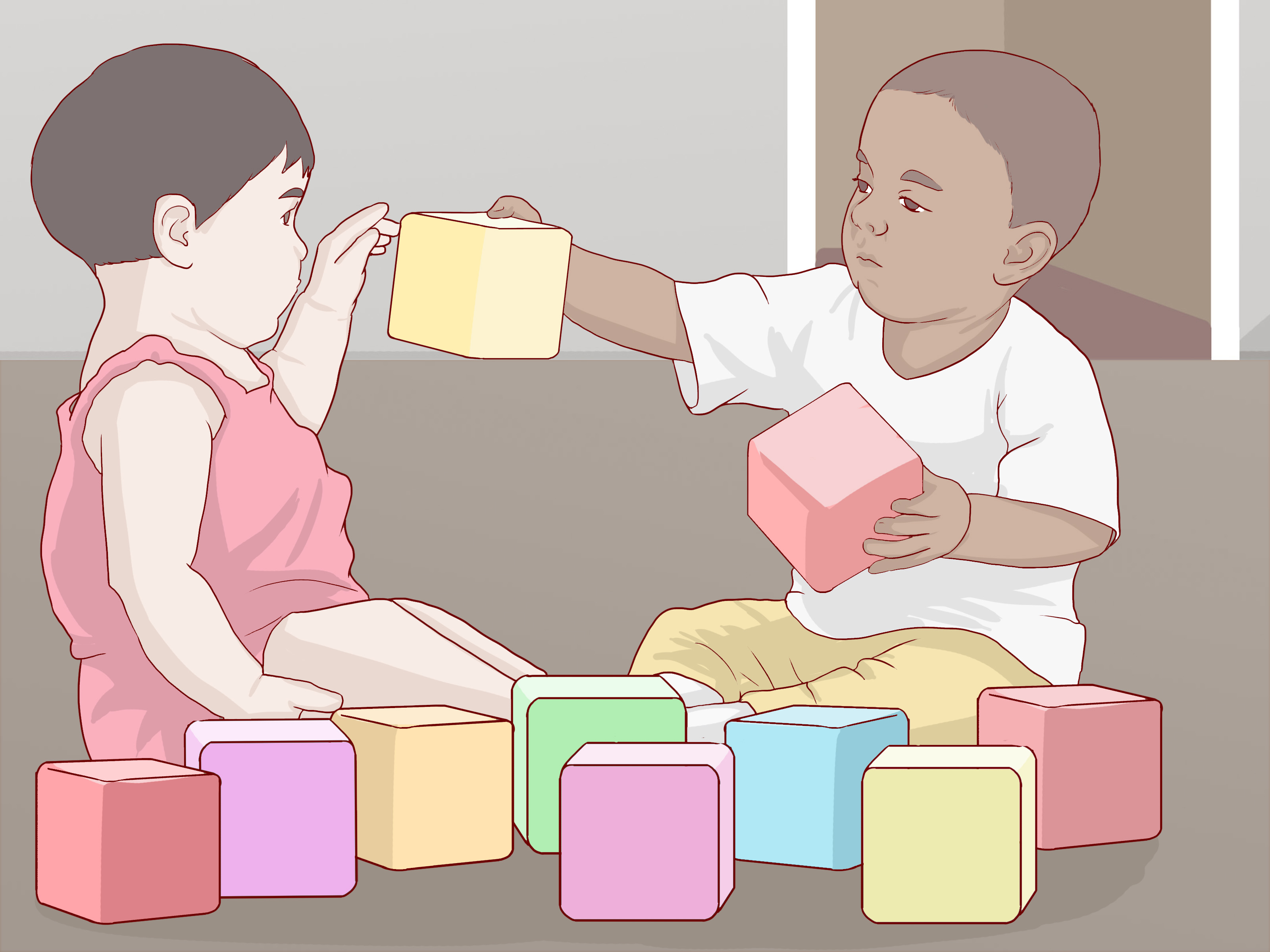 Babysitting clipart leaving house. How to keep kids