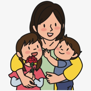Babysitting clipart mom toddler. Mother and baby parent